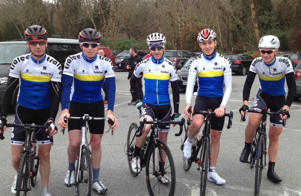 Tralee Manor West - Ras Mumhan 2015 Team