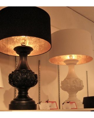 Gold Leaf Lampshades