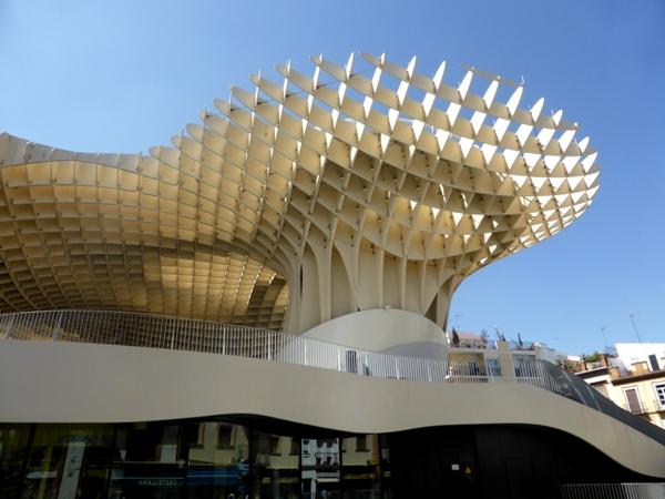 Metropol Parasol - Seville