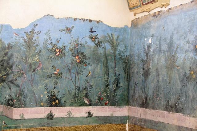 Villa Livia Frescoe