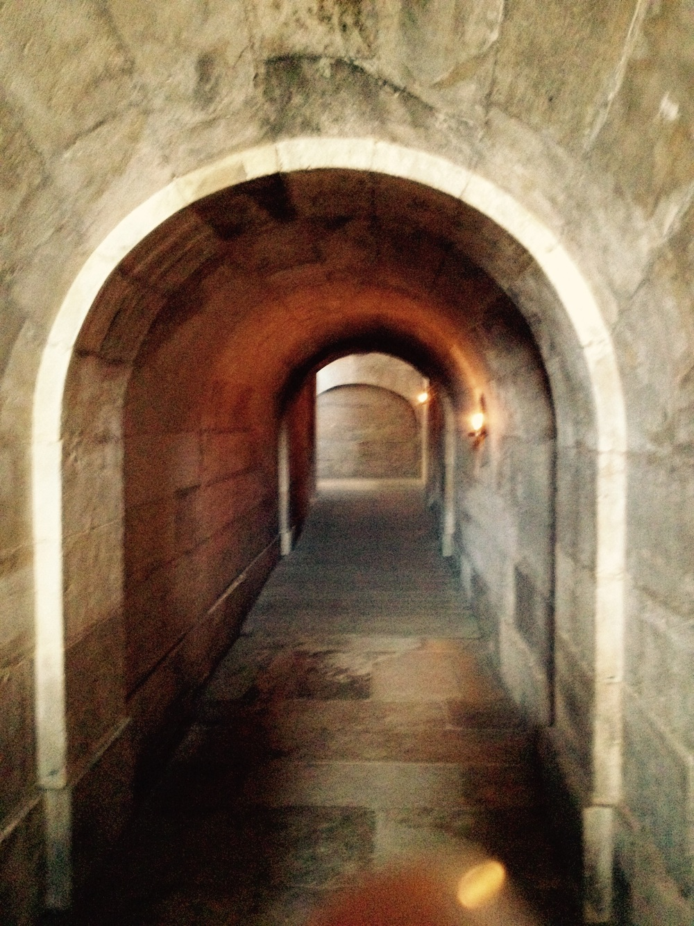 Hallway in the Petit Trianon