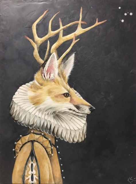 The Vixen 2017 30x40 SOLD