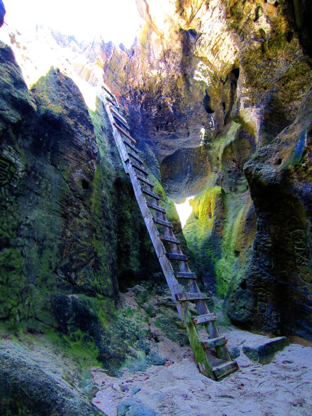 Cuevas del Indios