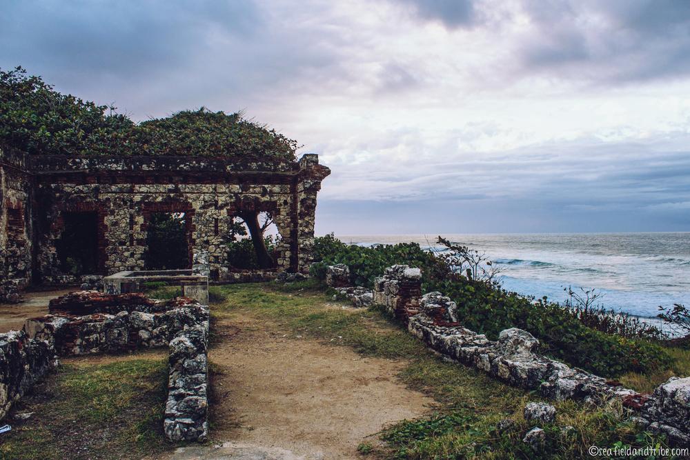 The Ruins, Aguadilla