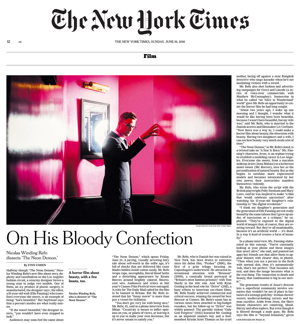 NEW-YORK TIMES