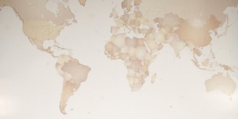 MAP ROOM +