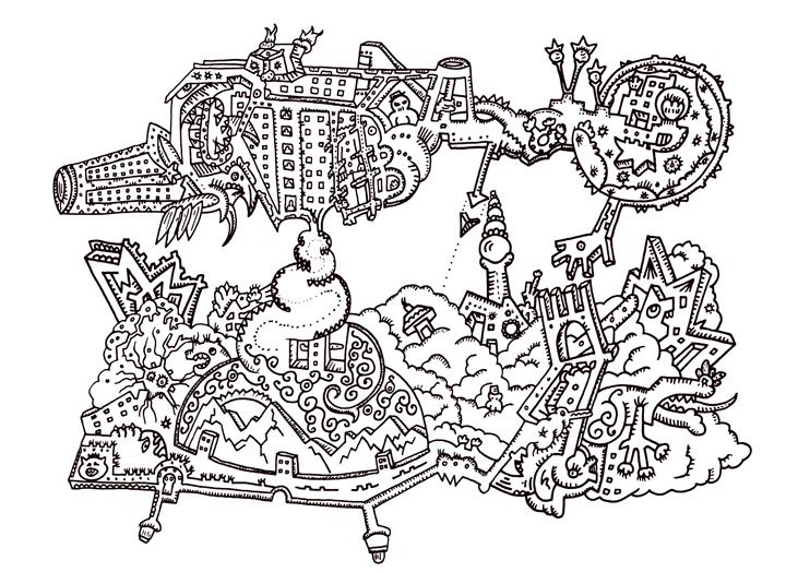 Engines of dogma