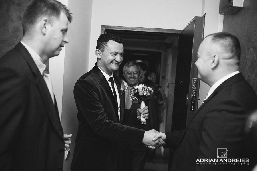 Maestru de ceremonii Cluj Marius Chiorean