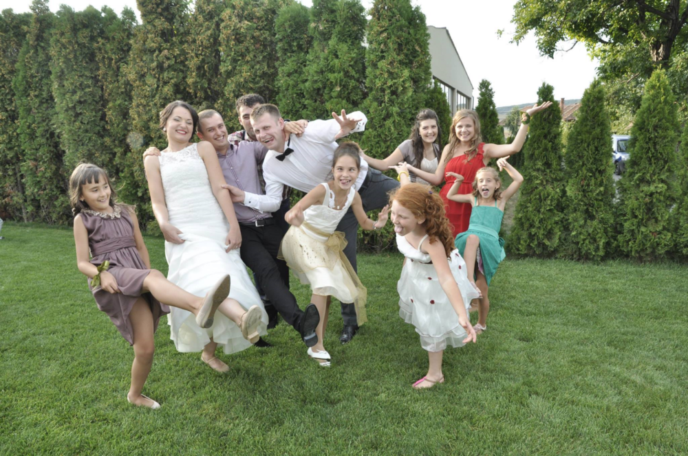 Nunta ta trebuie sa fie cea mai frumoasa petrecere din viata ta !!