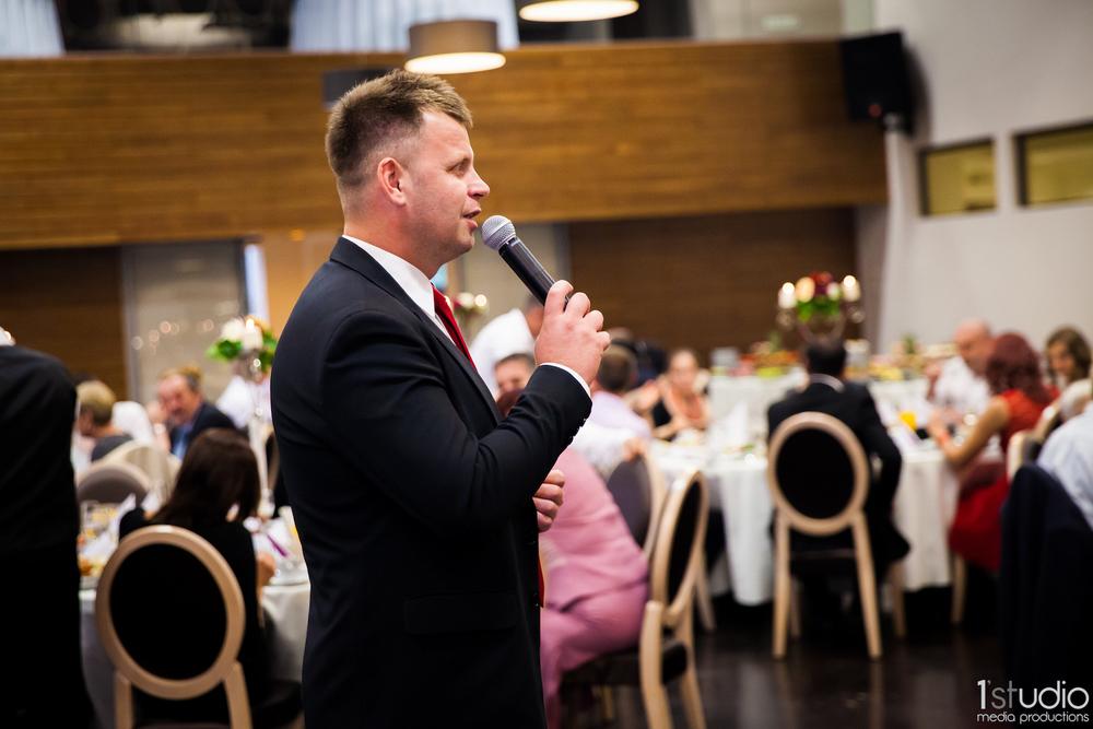 Maestru Ceremonii Cluj Marius Chiorean