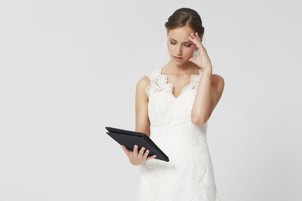Urmeaza nunta si te simti coplesita?