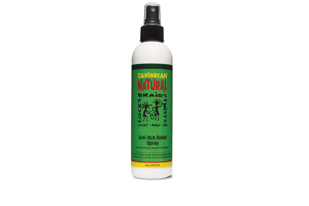 Caribbean Natural Anti-itch