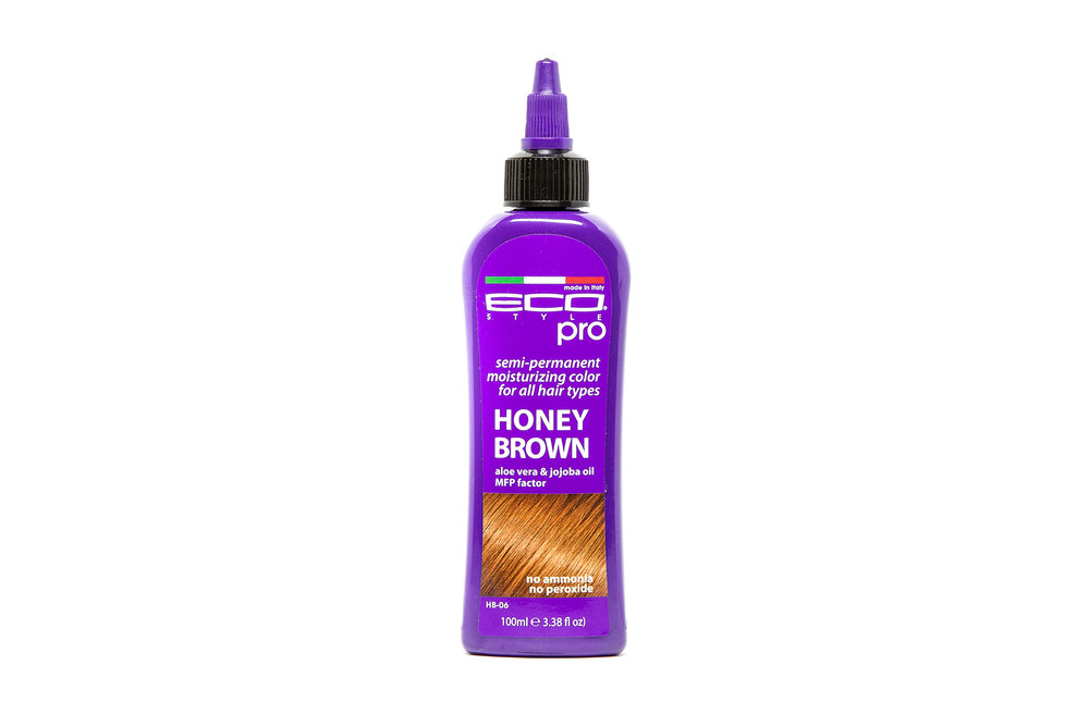 Eco Pro Hair Honey Brown