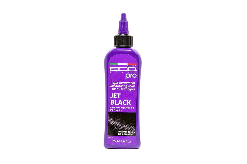 Eco Pro Hair Jet Black