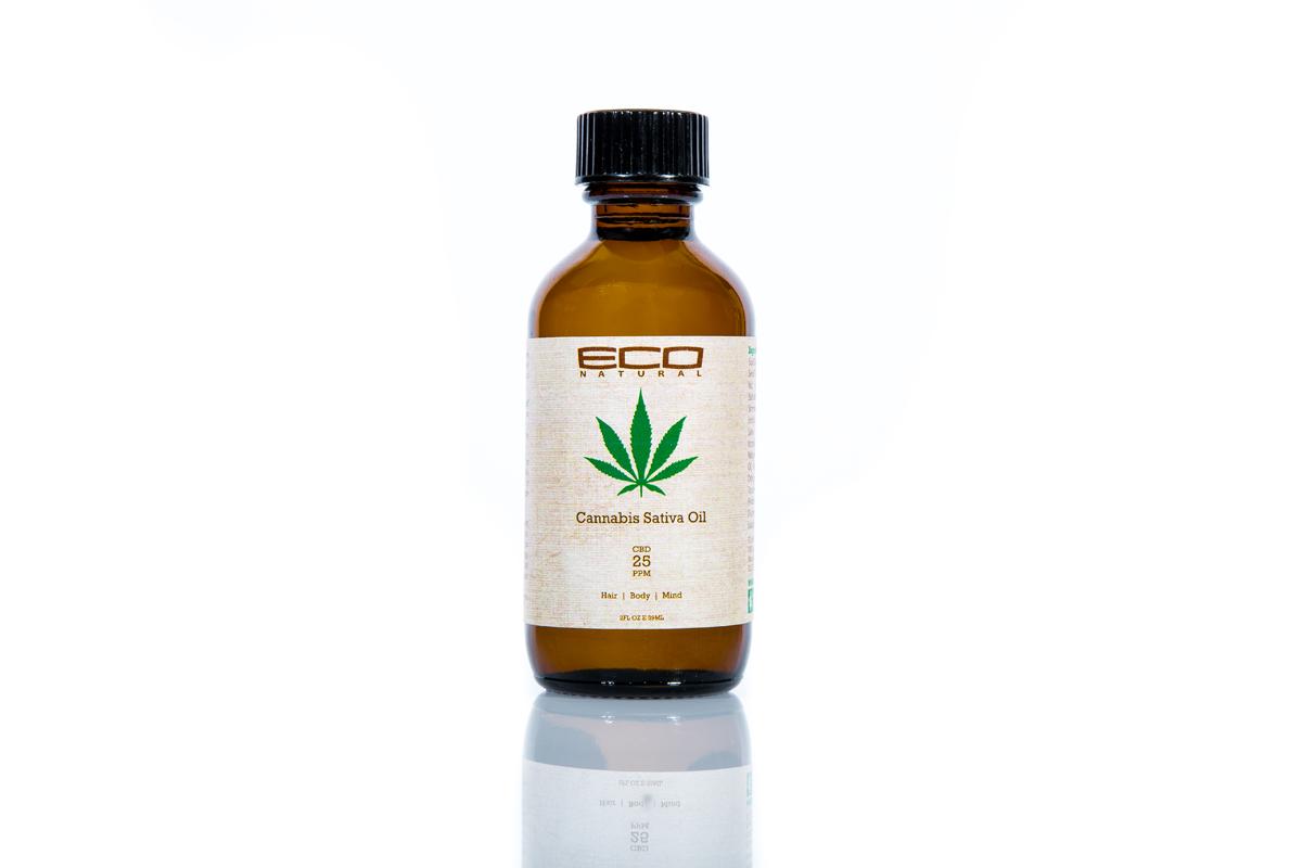 Cannabis Sativa Oil — Ecoco