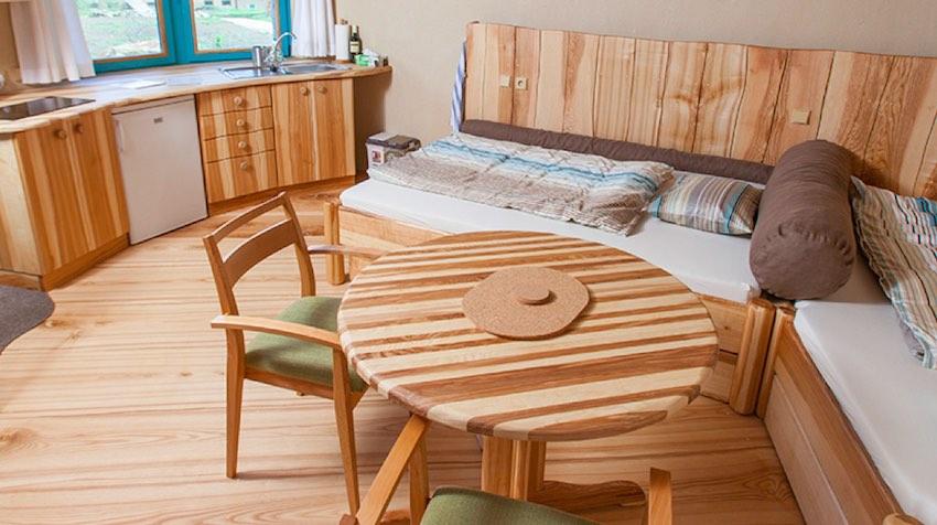 Apartmán Jasan pro 2-4 osoby (standartní ubytování)