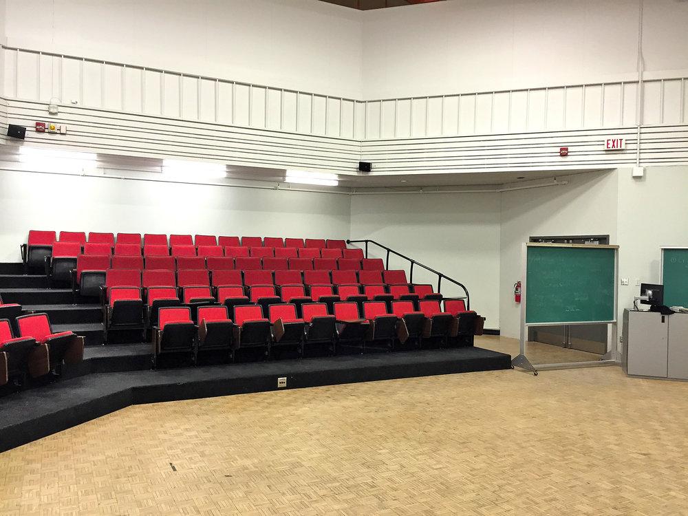 Seneca College Newnham Studio Theatre ENGENICO Structural Engineers