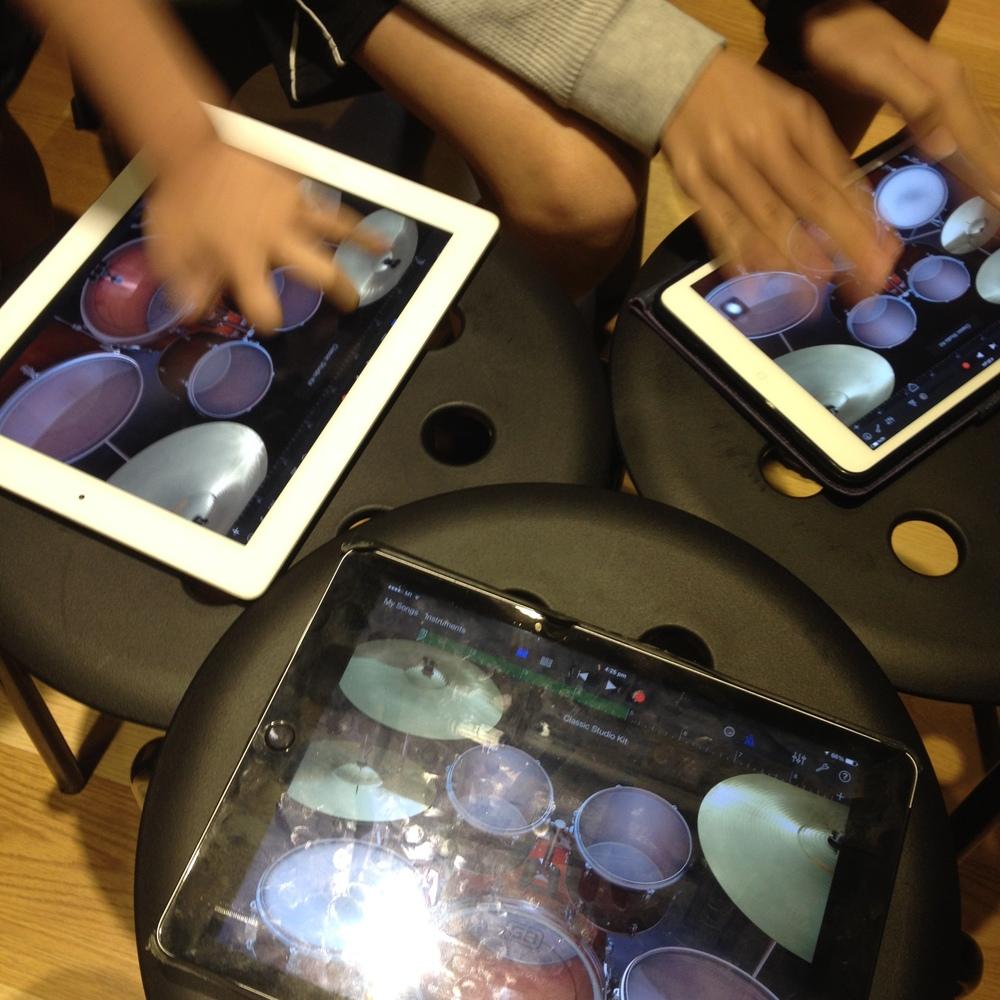 iPad Jam