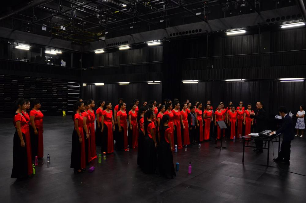 SYF 2015: Choral Accompanist for BGSS
