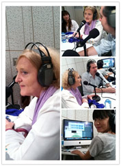 Interview by David Bingley during Elisabeth's July 2011 visit to Hong Kong    Includes detailed info about the Angel Miracles plus a channelled message for Hong Kong by Archangel Hamied & Isis.   Listen   here .