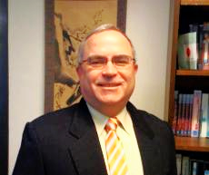 National President of Sigma Iota Rho: Frank Plantan, Ph.D.