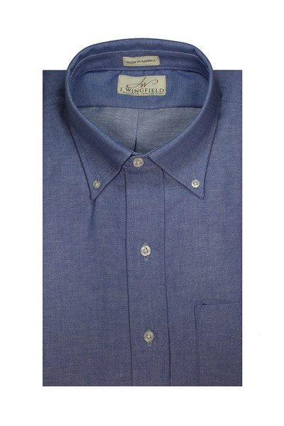 J Wingfield American Made Chambray Shirt