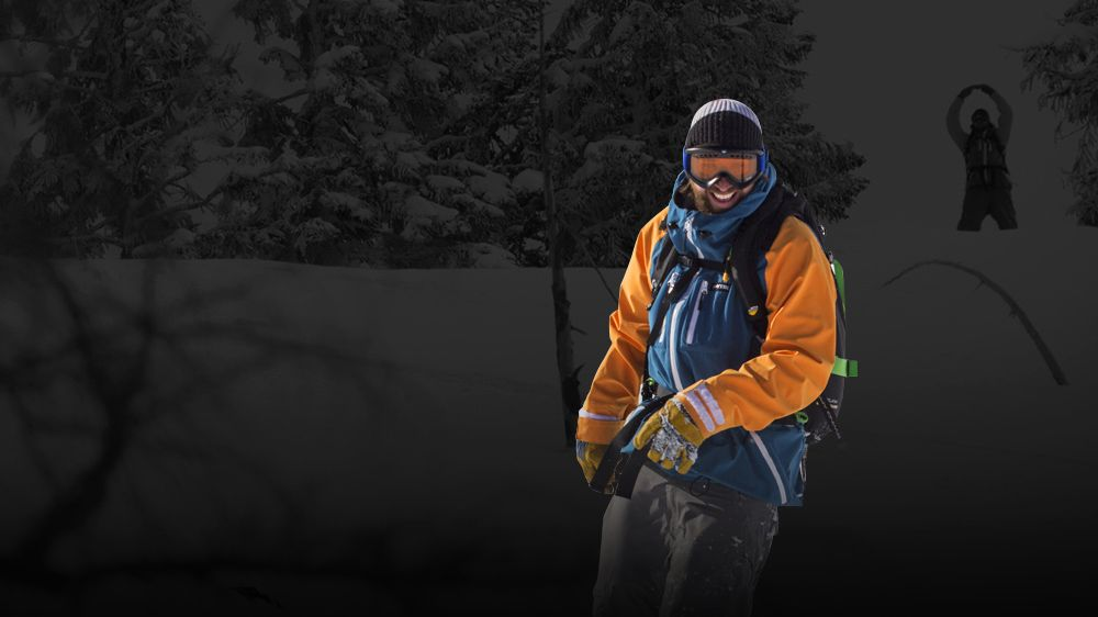 SKI JACKETS MADE JUST FOR YOU.   No more looking like the next guy to you on the lift!