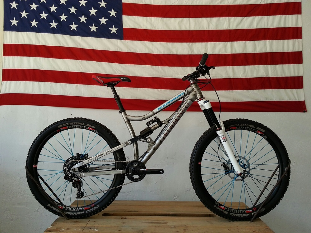 """DURANGO BIKE COMPANY  BELIEVES """"THE BEST WAY TO PREDICT THE FUTURE IS TO CREATE IT""""."""