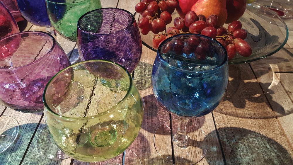 MCDURMOTT GLASS STUDIO HANDBLOWN GLASS MADE THE ORIGINAL WAY