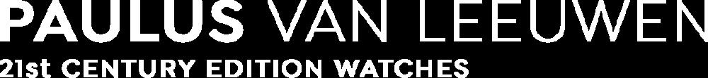 Paulus van Leeuwen logo white