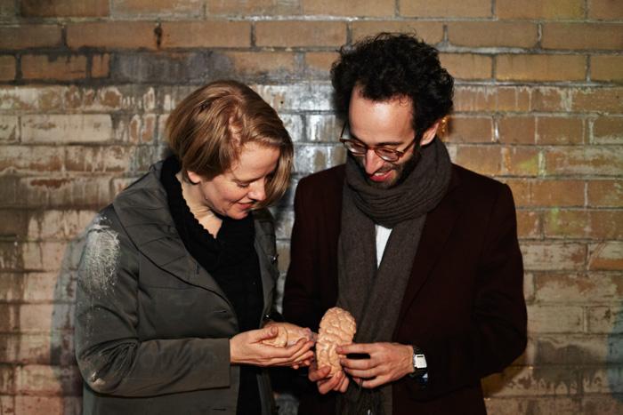 Historian Felicity Callard and neuroscientist Daniel Margulies