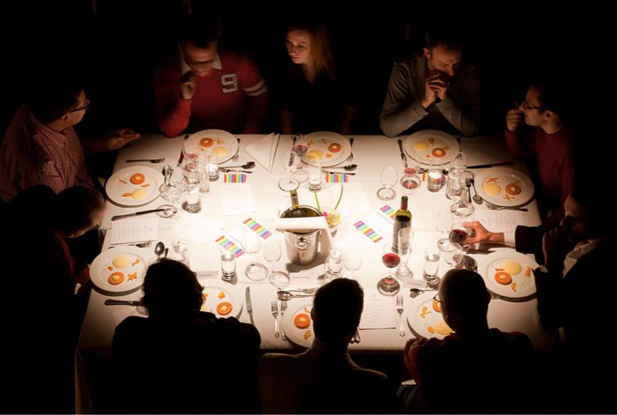 Dinner,London 2010
