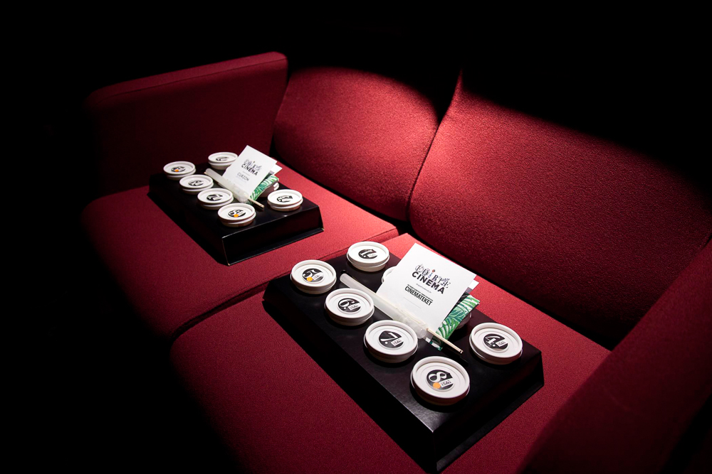 Image: Edible Cinema