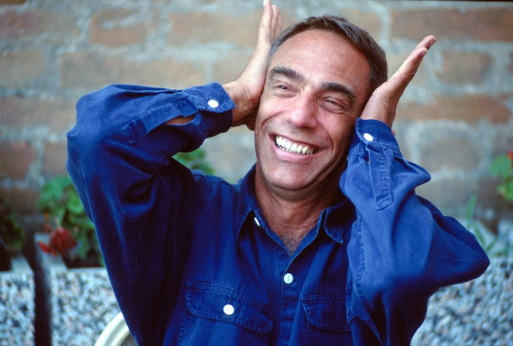 Derek Jarman,1991, Wikicommons