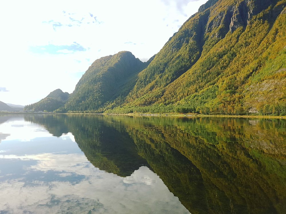 Mosjøen, Norway, September