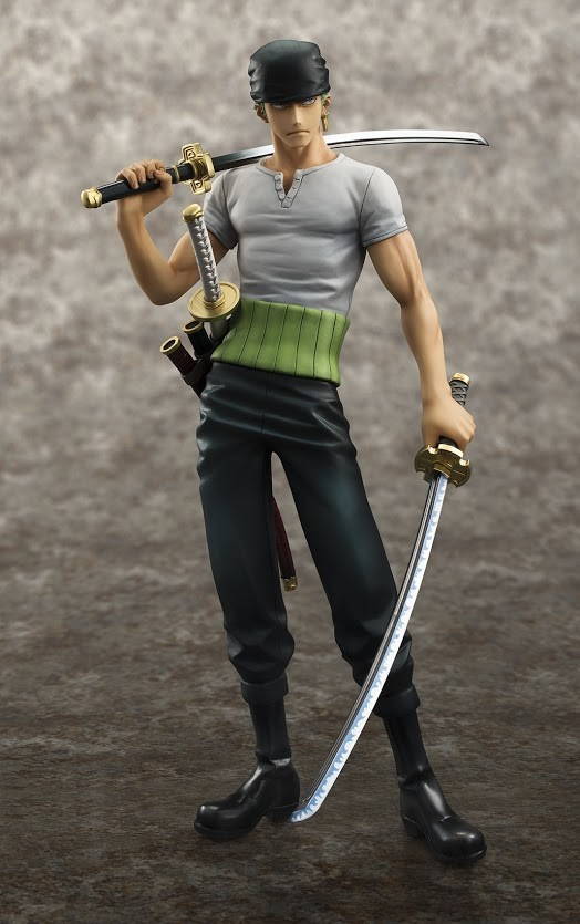 [Megahouse] Portrait of Pirates DX | One Piece - Roronoa Zoro (10th Limited Ver.) - Página 2 01