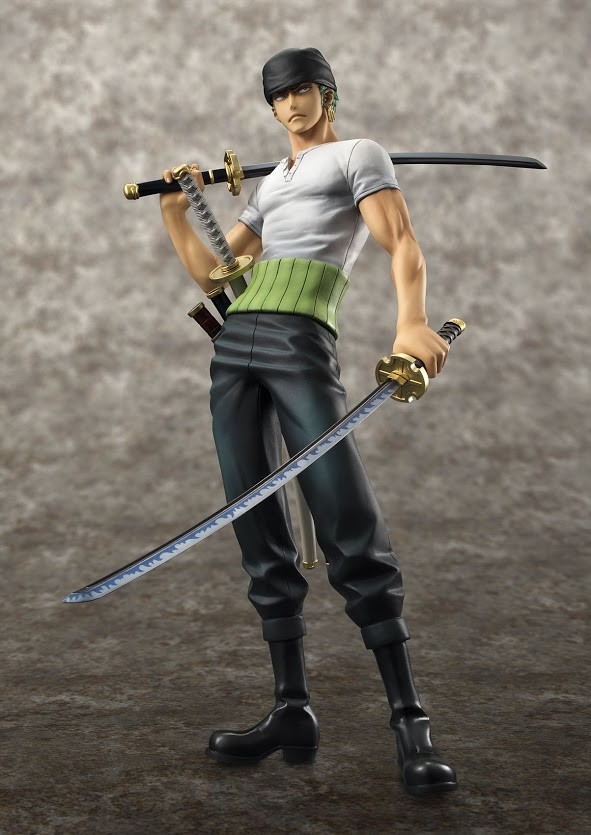 [Megahouse] Portrait of Pirates DX | One Piece - Roronoa Zoro (10th Limited Ver.) - Página 2 00