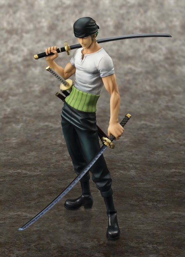 [Megahouse] Portrait of Pirates DX | One Piece - Roronoa Zoro (10th Limited Ver.) - Página 2 03
