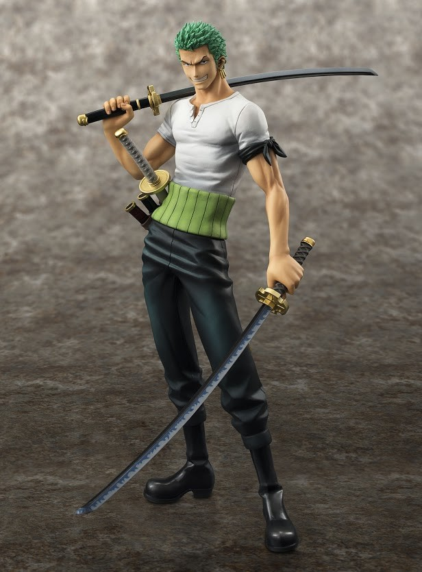 [Megahouse] Portrait of Pirates DX | One Piece - Roronoa Zoro (10th Limited Ver.) - Página 2 04