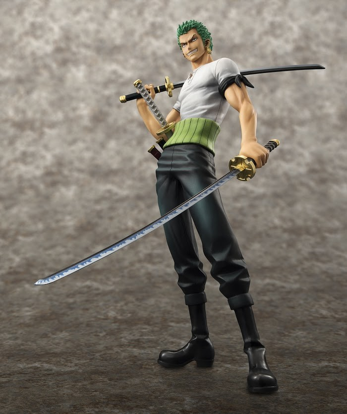 [Megahouse] Portrait of Pirates DX | One Piece - Roronoa Zoro (10th Limited Ver.) - Página 2 05