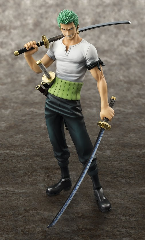 [Megahouse] Portrait of Pirates DX | One Piece - Roronoa Zoro (10th Limited Ver.) - Página 2 06