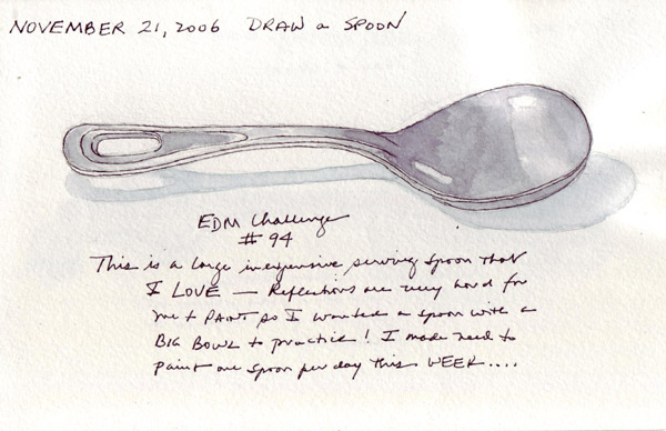 I just love spoons.  Find some that you REALLY enjoy for making and also for eating your broth creations.