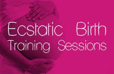 ecstatic birth training sessions