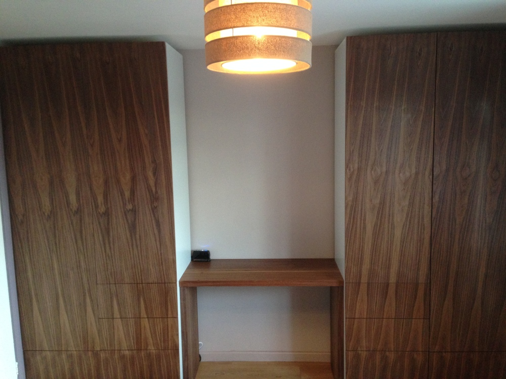 Bespoke Wardrobes London