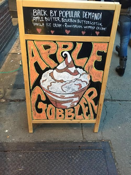 NYC Living :: Big Gay Ice Cream Shop