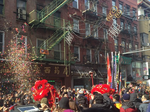 Anna Osgoodby NYC Living :: New Years in Chinatown