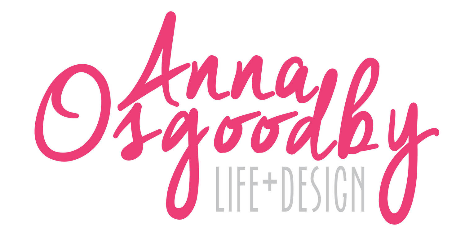Anna Osgoodby Life + Design | A Lifestyle Blog
