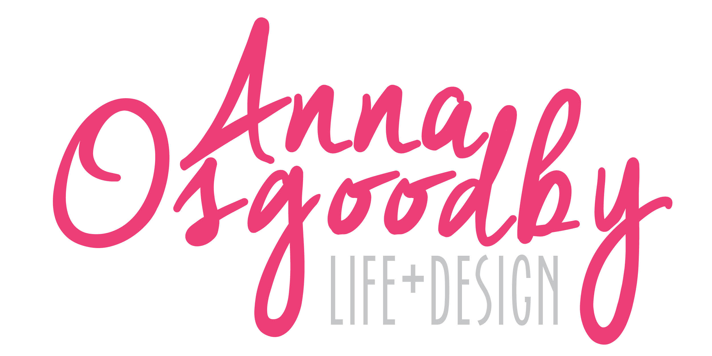 Anna Osgoodby Life + Design | NYC Lifestyle Blog