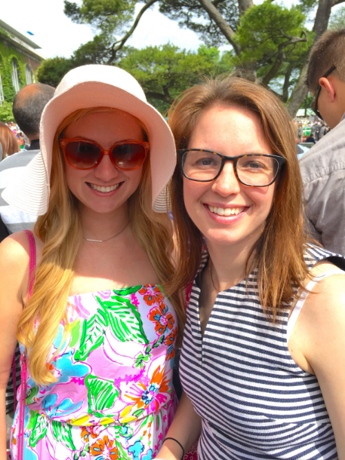 Anna Osgoodby NYC Living :: American Pharoah Makes History at the Belmont Stakes
