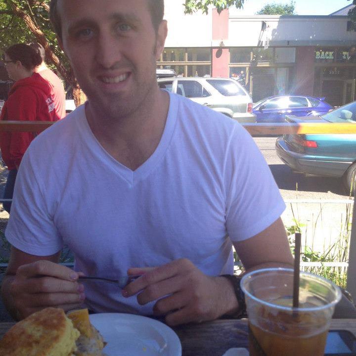 Chris Sandstrom Guest Series :: Finding Food in NYC